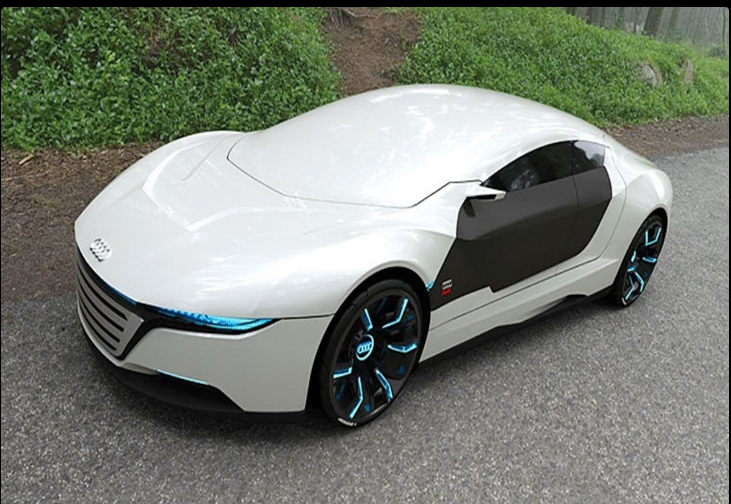 The Audi A9 concept offers outstanding style and technology both ...