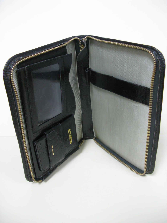 Leather Writing Case Correspondence Case Leather Writing Set