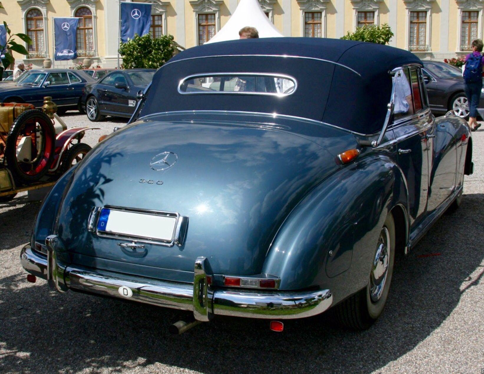 1955 Mercedes-Benz 300C