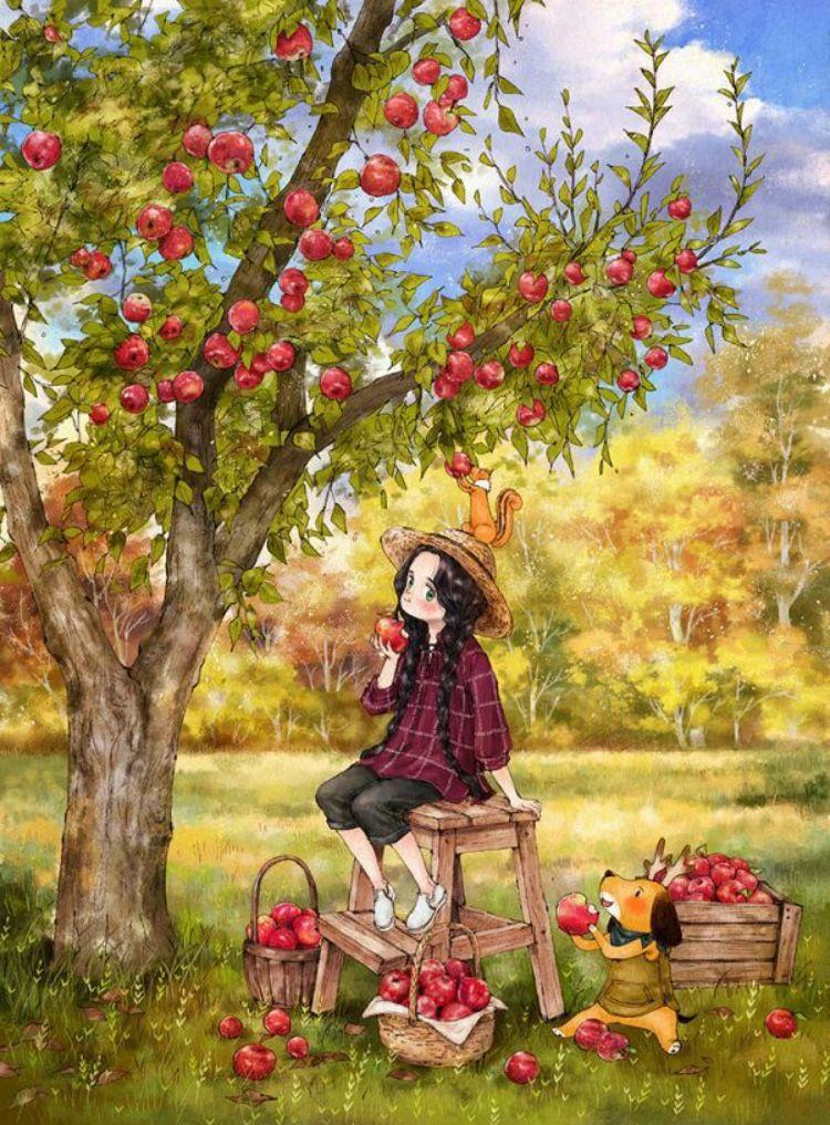 Épinglé par 倫翎 凌 sur 1 (avec images) Art anime fille
