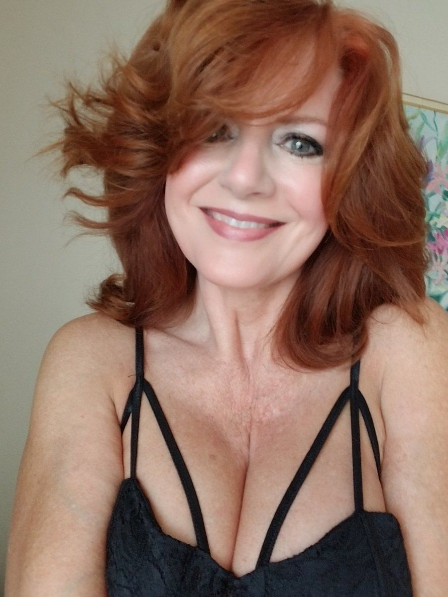 Andi James Older Gorgeous Redheads in 2019