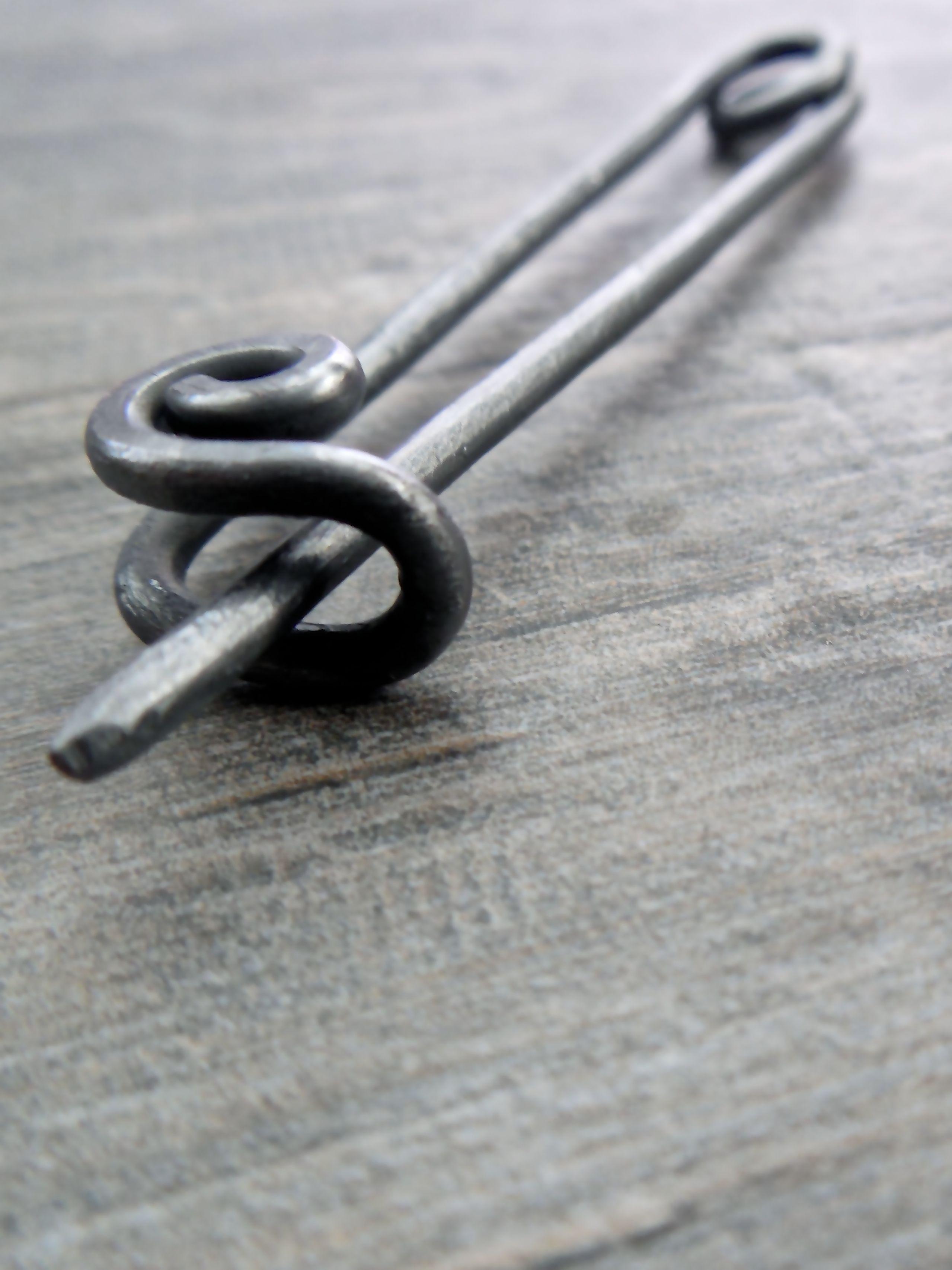 Rustic lil Copper Shawl Pin | mestesug bijuterie | Pinterest | Shawl ...