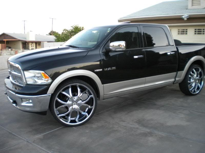 Dodge Ram On 28s Find The Classic Rims Of Your Dreams Www