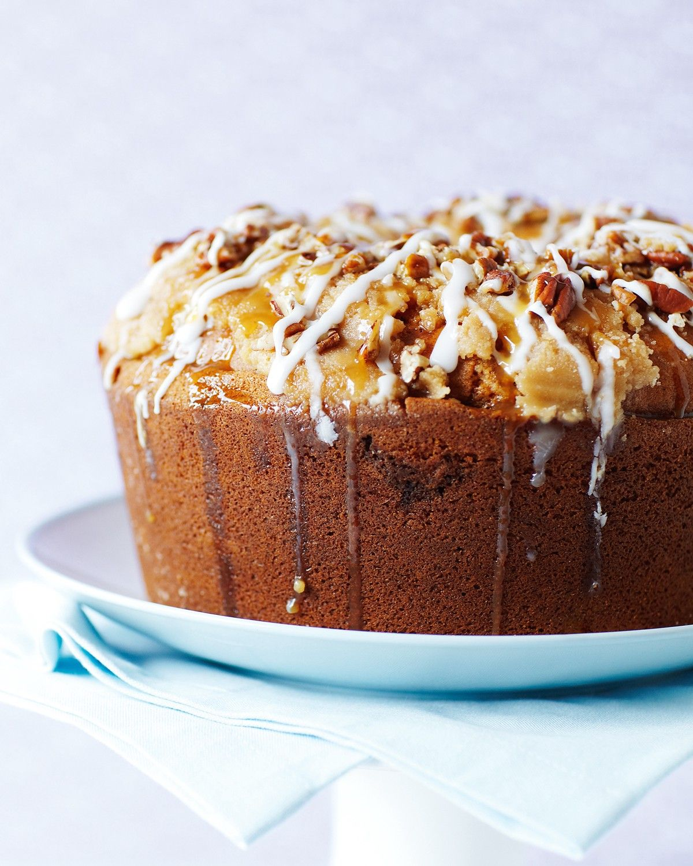 Hummingbird Carrot Cake — a newclassic Southern Baking