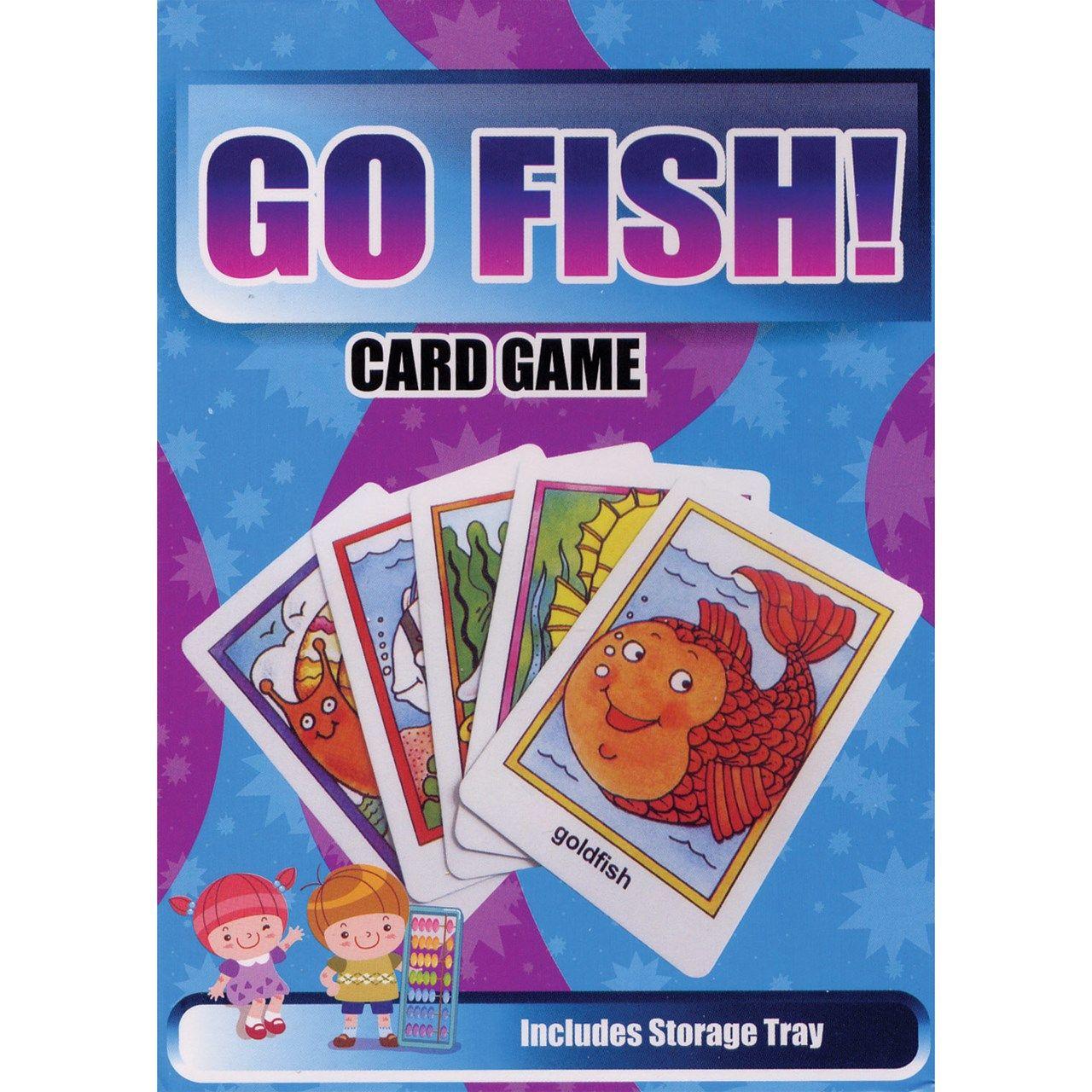 Go fish flash cards braille card games flash card