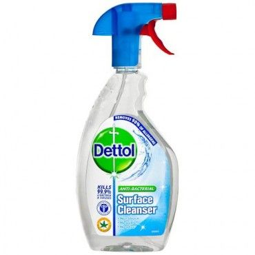 Dettol Surface Cleaner 440ml Hard Surface Cleaners Cleaning