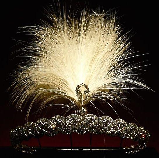 Cartier Tiara, 1922