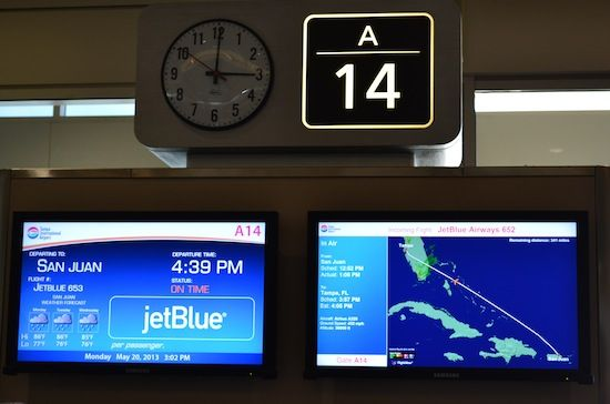 FlightView brings realtime flight tracking to Tampa's