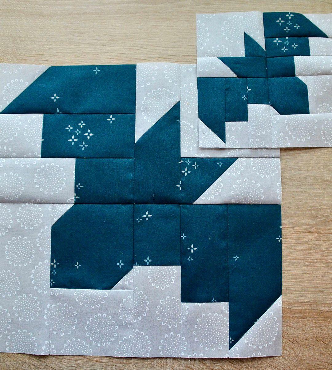 New Halloween Quilt Patterns: Bat Quilt Pattern - ellis & higgs