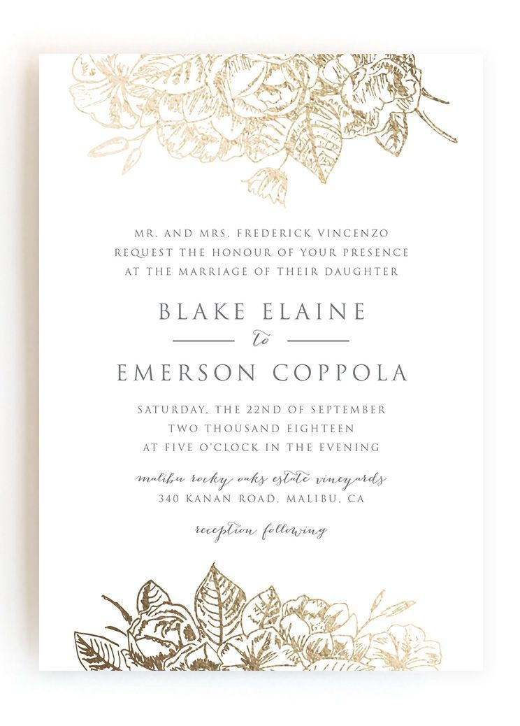 Wedding Invitation Wording For Every Kind Of Celebration Wedding Reception Invitations Wedding Invitation Etiquette Wedding Invitation Wording