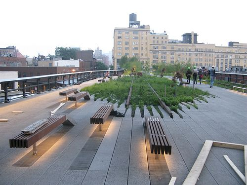 high line -manhattan newest