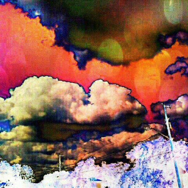 Love making my photos look like paintings by bella bunnie