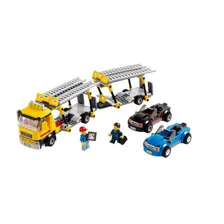 Køb autotransporteren fra Lego City her