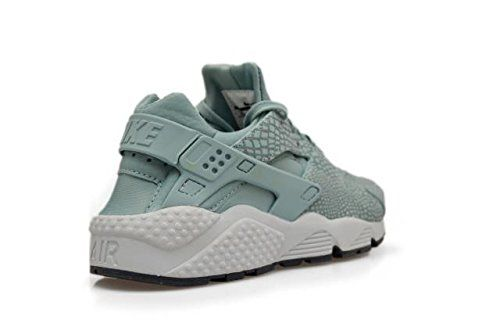 b6af430dca8 NIKE Womens Air Huarache Run Print Running Trainers 725076 Sneakers Shoes US  7 Cannon Pure Platinum