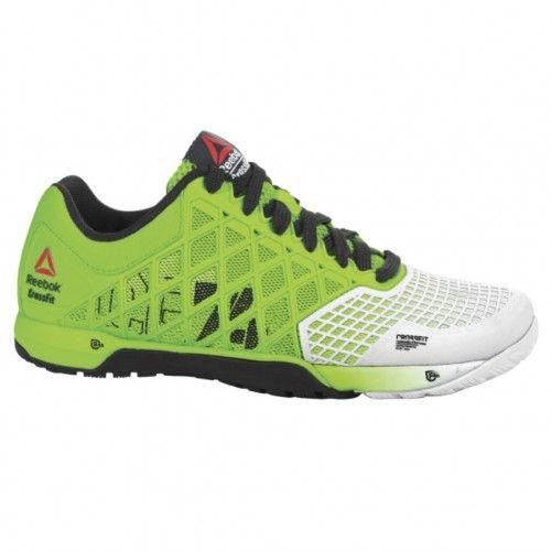 40cd63f32d9f25 Reebok Crossfit Nano 4.0 Solar Womens Training Shoe M48824 Solar  Green-Porcelain