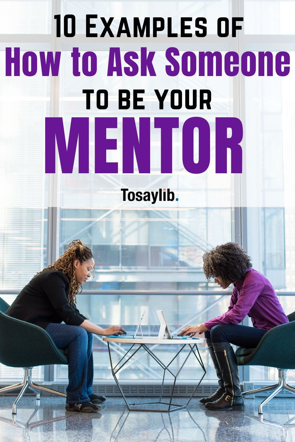 how to ask a person to be your mentor