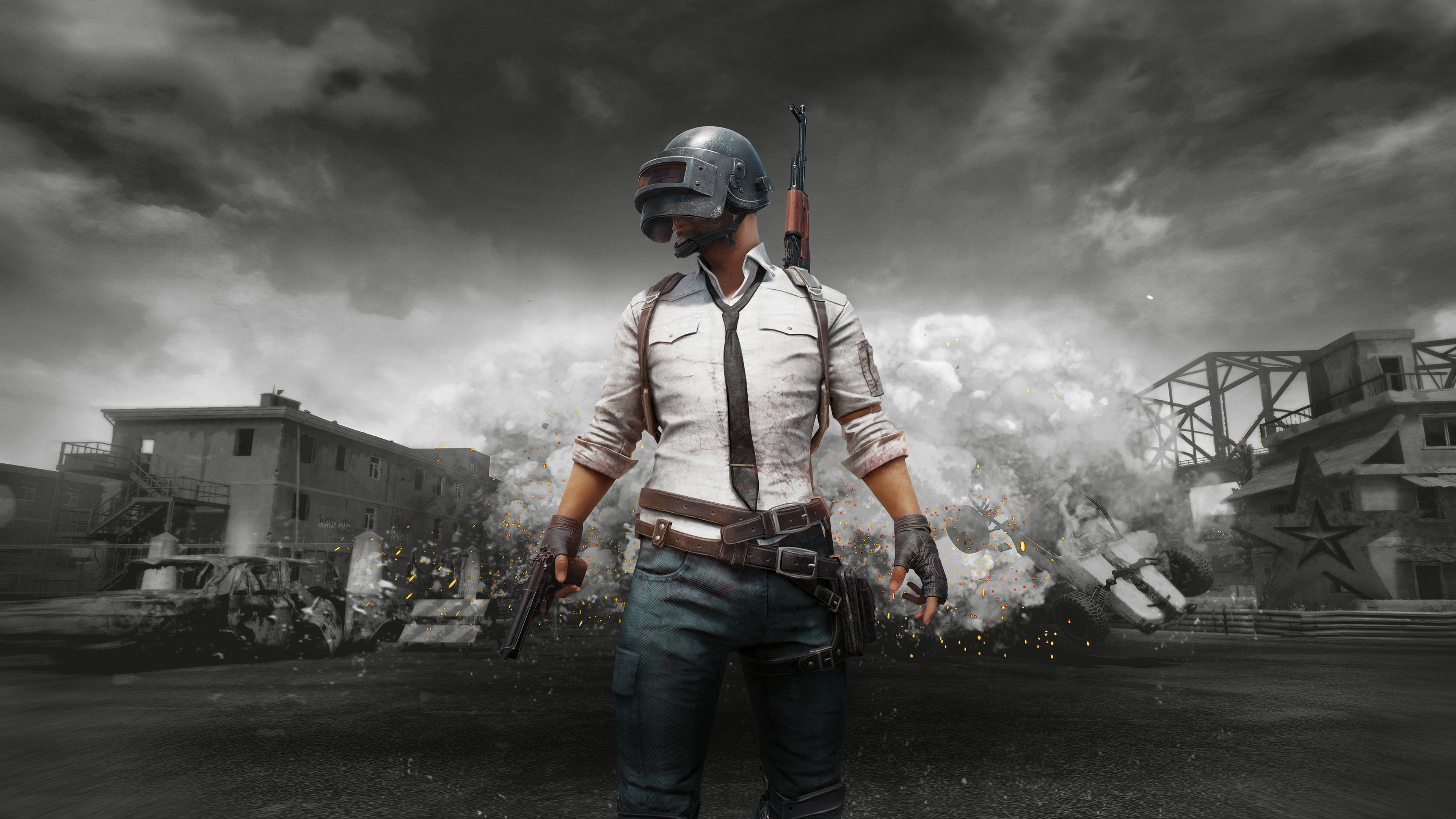 Battlegrounds Playerunknowns Pubg 4k Wallpapers For Pc Wallpaper Free Download Wallpaper Pc