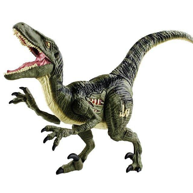Jurassic World Toy - Raptor Blue   Jurassic Park And Jurassic World ...