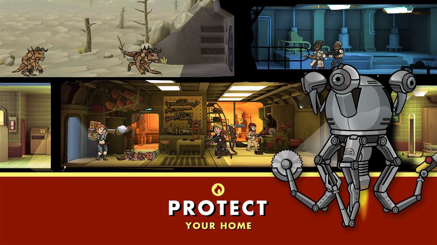 Fallout Shelter Review First released on mobile platforms