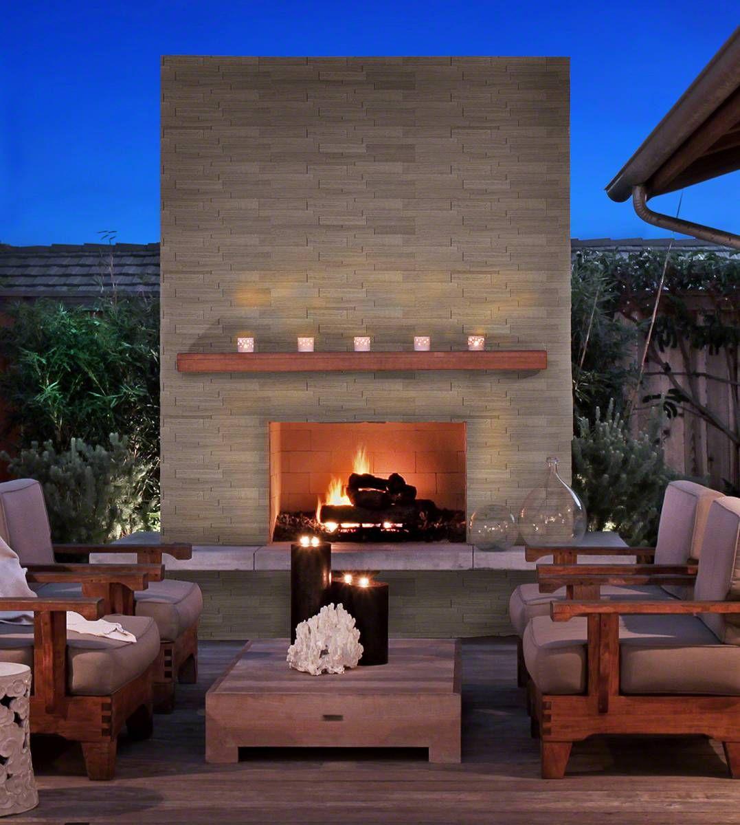 gray oak 3d honed fireplace ideas pinterest gray stone and