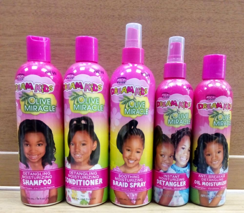 African Pride Dream Kids Hair Products in 2020 Natural