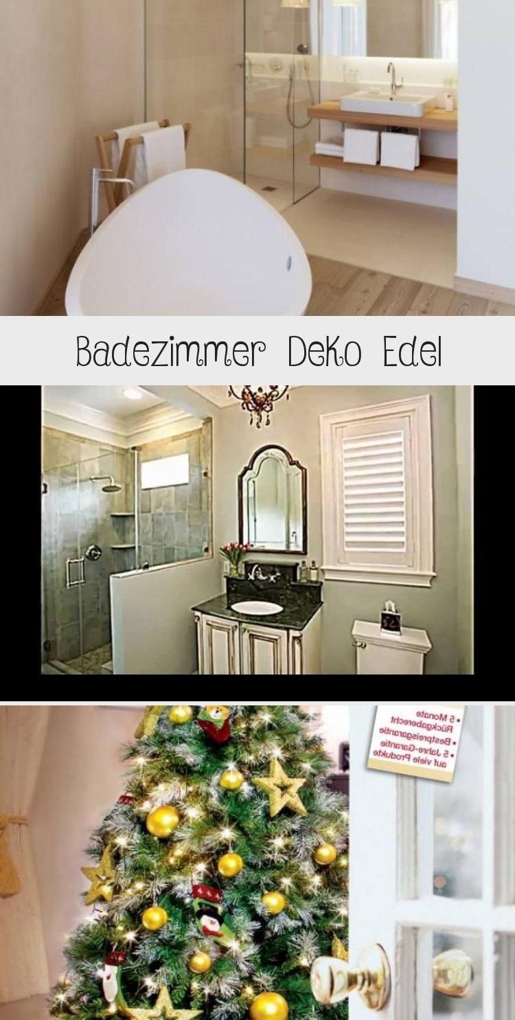 Badezimmer Deko Edel Decor