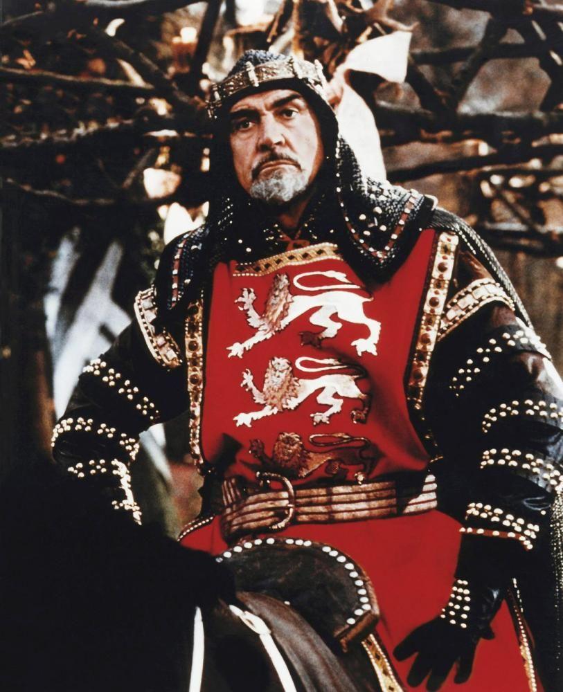 Robin Hood: Prince of Thieves - King Richard - Richard the Lionheart - Sean Connery