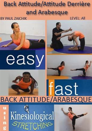 attitude derriere and arabesque  flexibility dance dance