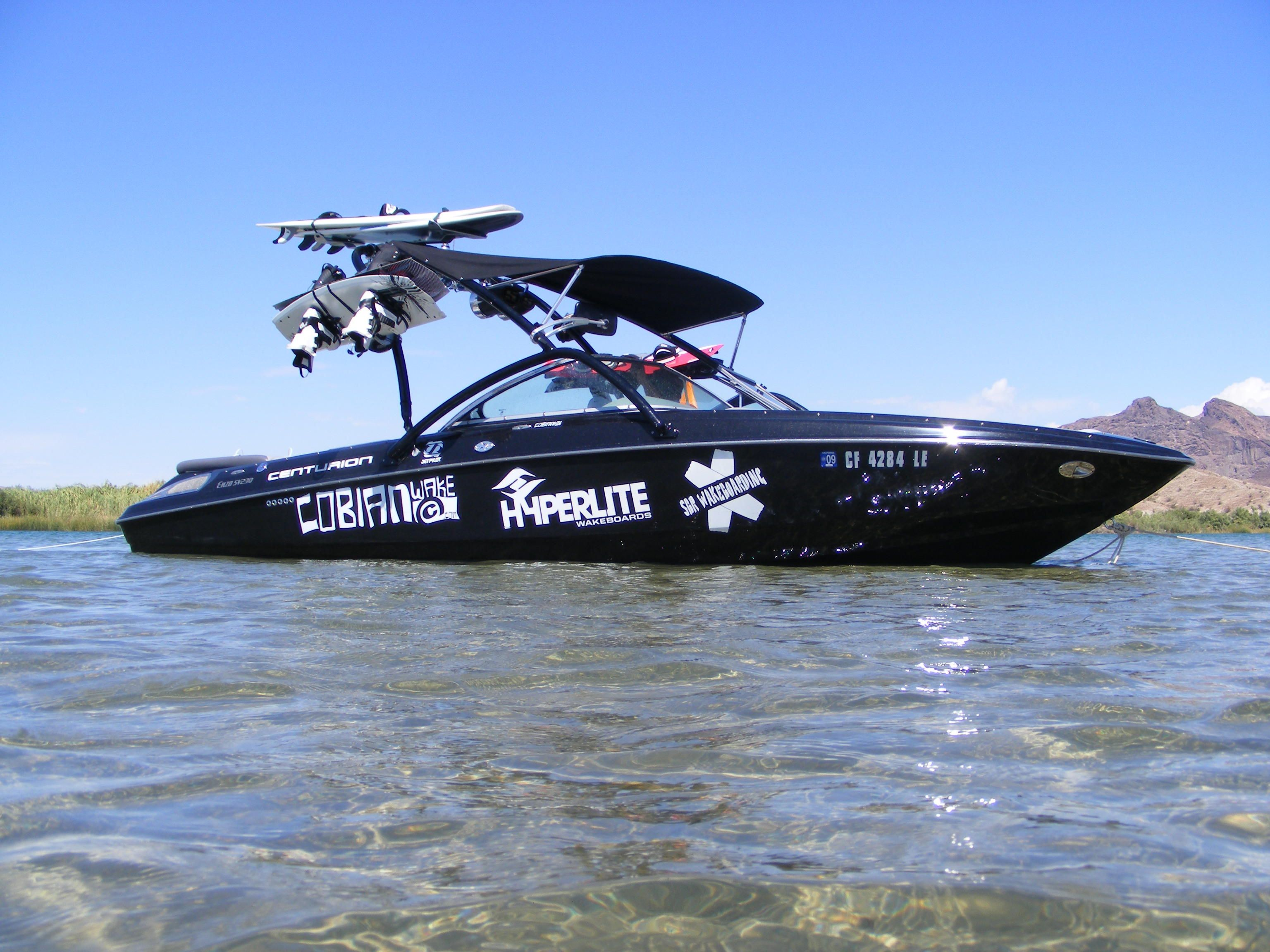 Centurion Wakeboard Boats Ughh Want One So Bad My Big Girl - Sporting boat decalsbest boat wraps custom vinyl images on pinterest boat wraps