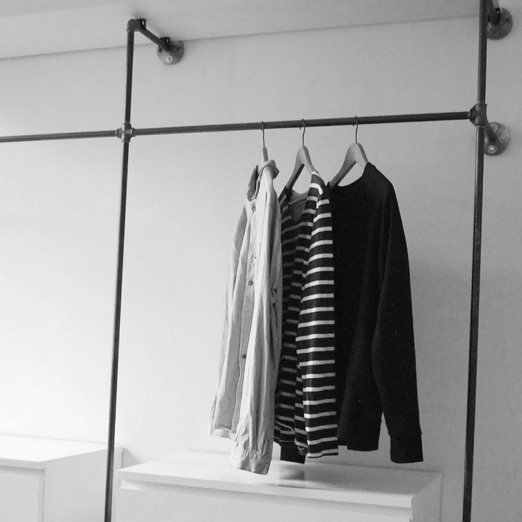 Kleiderschränke Hamburg offener kleiderschrank open wardrobe einrichten und wohnen