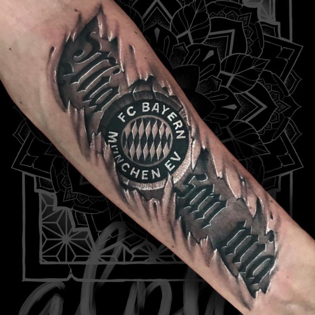 Tattoo Mia San Mia
