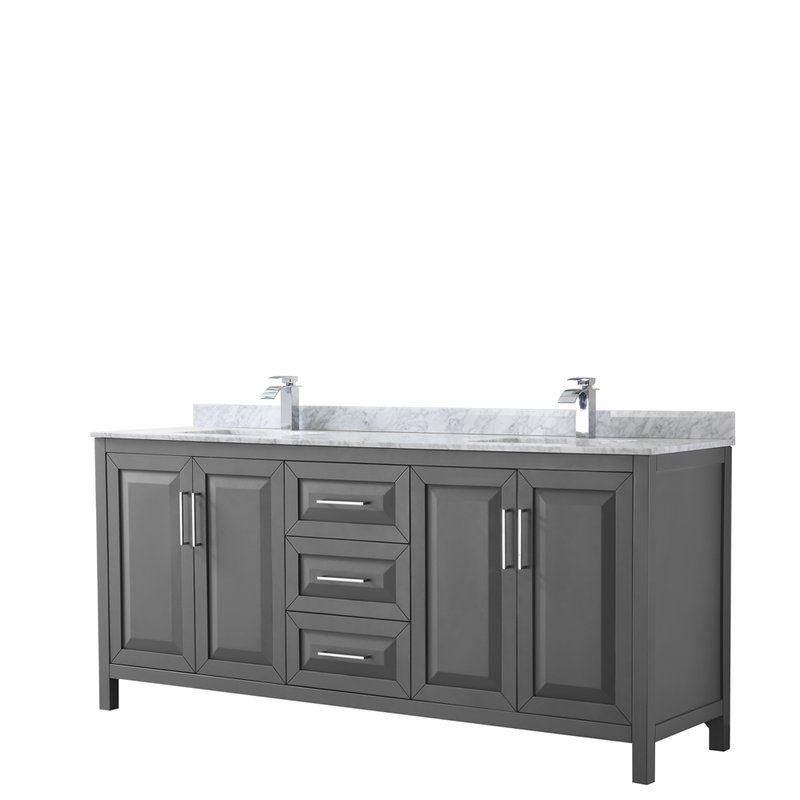 Daria 80 Double Bathroom Vanity Set Double Sink Bathroom Vanity