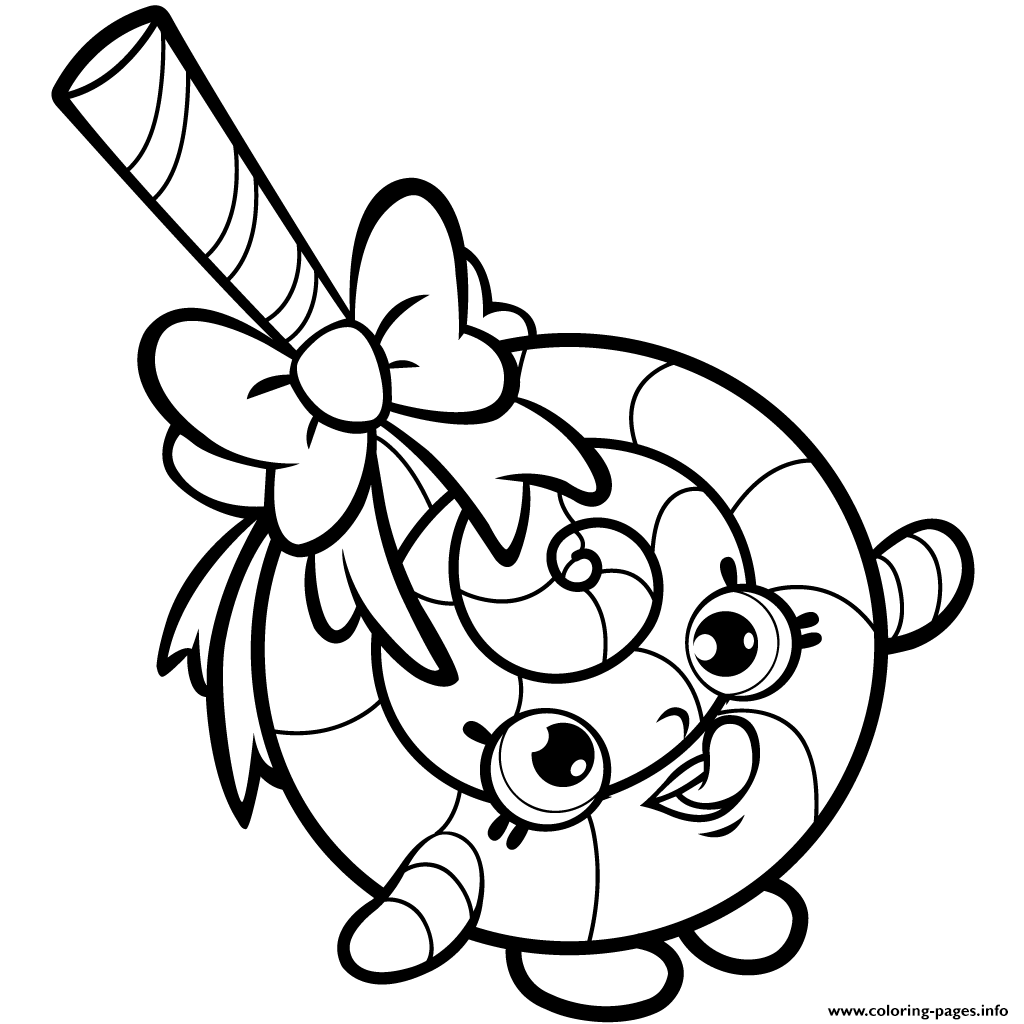 Print Lolli Poppins coloring pages Cartoon coloring pages Shopkin coloring pages Animal
