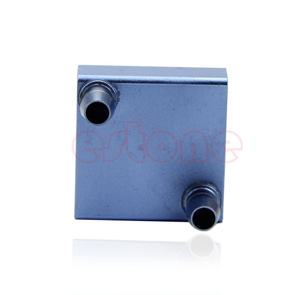 Top 40 40mm Primary Aluminum Water Cooling Block For Liquid Water