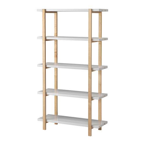 Ikea Houten Stellingkast.Nederland Stellingkast Ikea En Vloeren