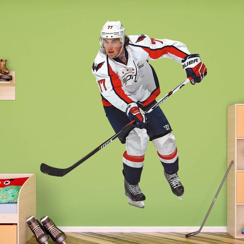 d4be44101 Fathead NHL Washington Capitals T.J. Oshie Wall Decal - 71-71563 ...