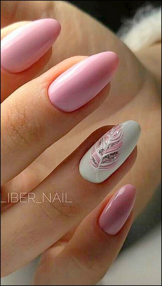 103 Outstanding Bridal Nails Art Designs Ideas 2019 2020 Page 15