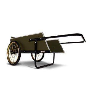 Agri Fab 45 0176 7 Cubic Foot Garden Cart Garden Cart Garden