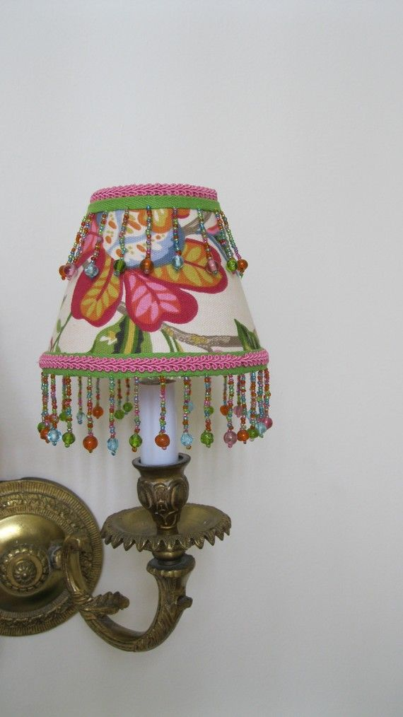 Whimsy Chandelier Shade I Created Etsy - scboriginals | Suzanne ...