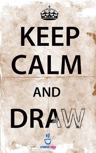 just keep drawing