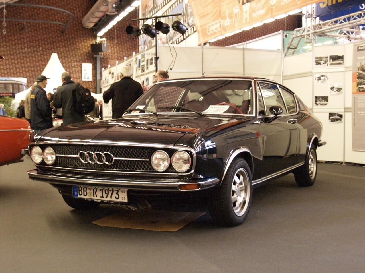 audi 100 s coupe (c1) (1969—1975)