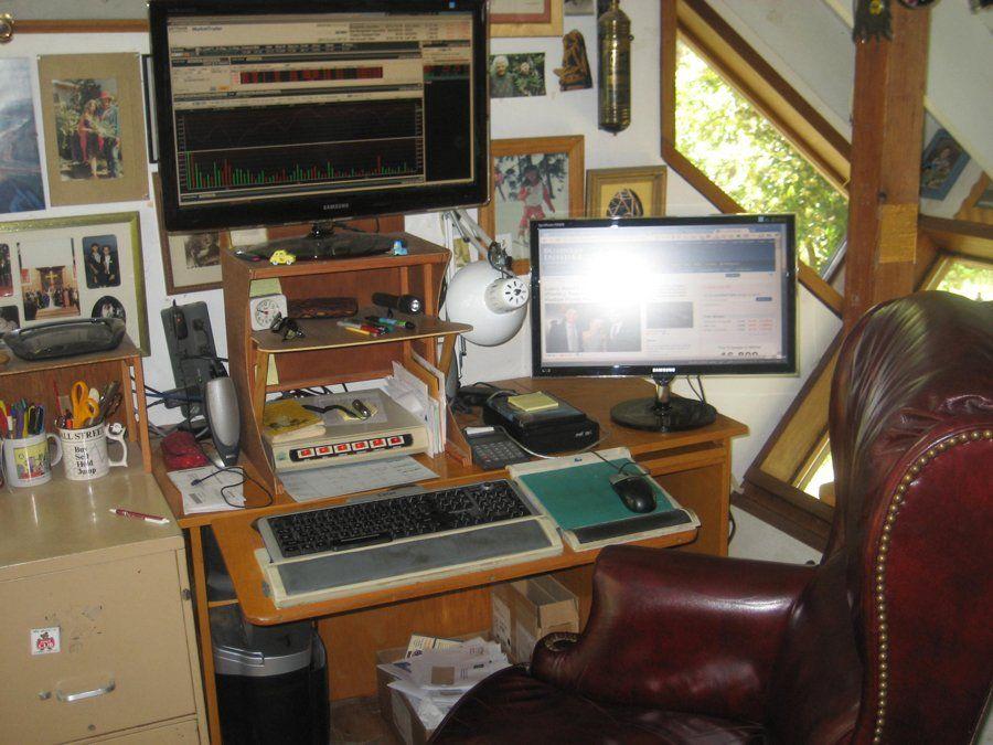 Home Office Trading Desk Furniture