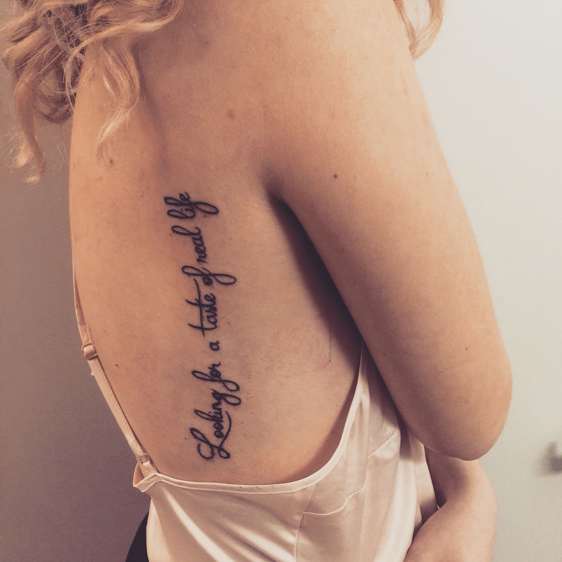 Life Circle Tattoo On Back Circle Tattoos Tattoo Quotes Lyric