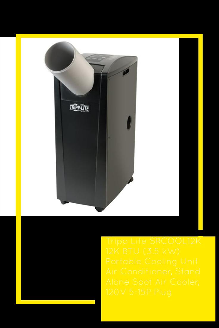 Tripp Lite SRCOOL12K 12K BTU (3.5 kW) Portable Cooling