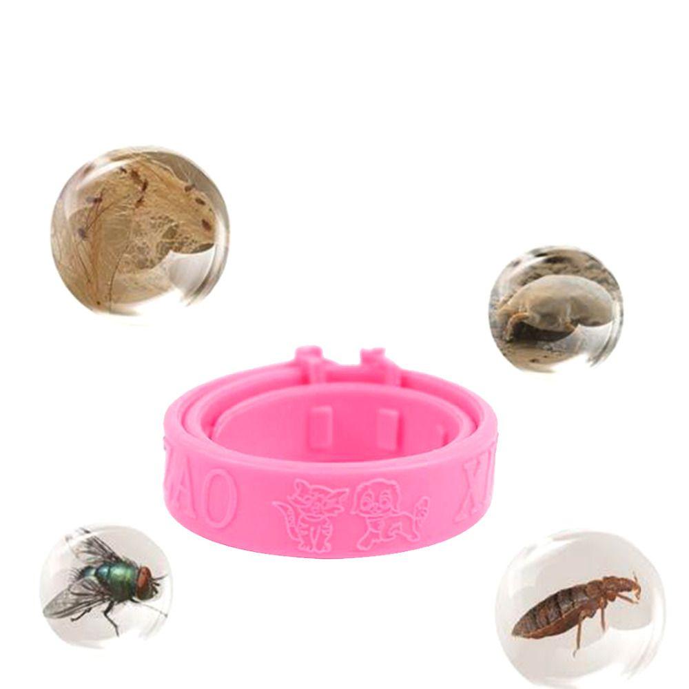 Interesting Pet Cat Flea Collar Soft Silicone Collar