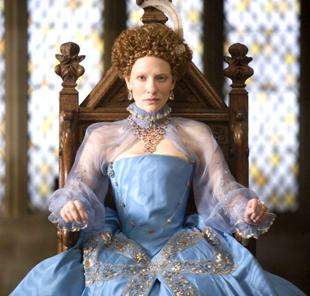 Pin de Julia Files en Cate Blanchett   Moda isabelino ...