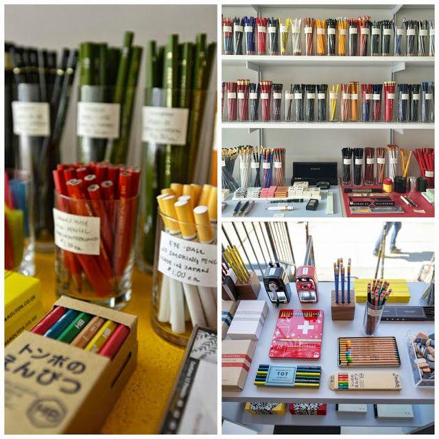 Craft Blog UK: Pencil Shop Dreams!