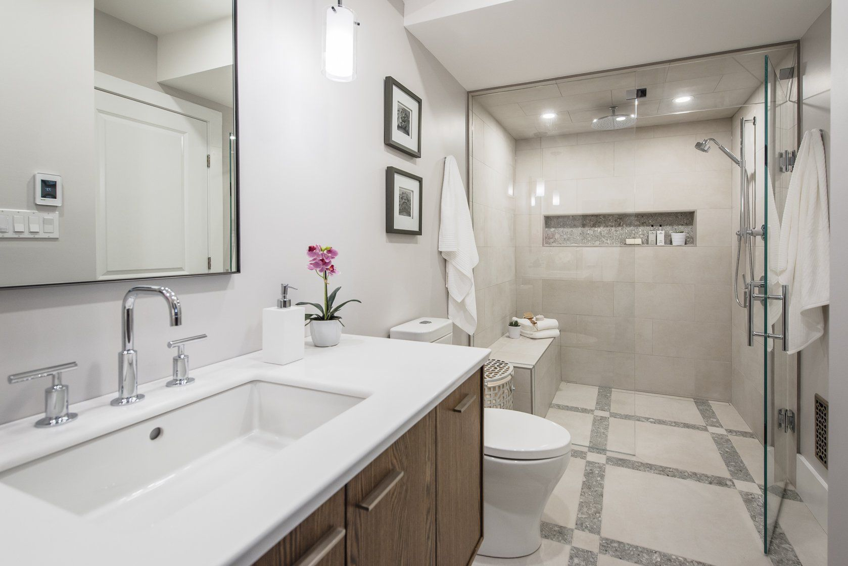 An HGTV Star Reveals the 6 Upgrades That Will Make Your Bathroom ...