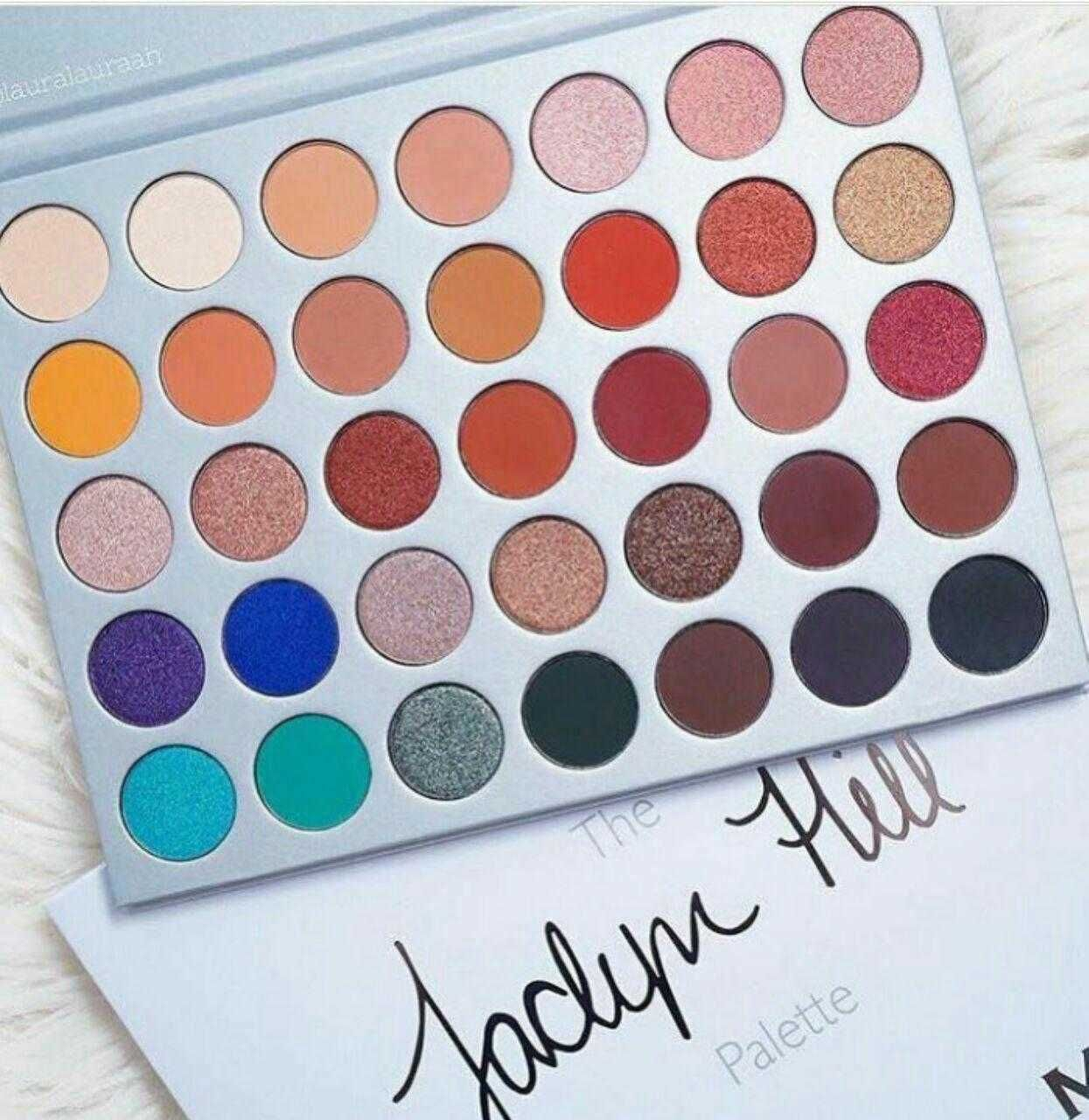 اي شادو جاكلين هيل مورفي باليت الاصلي Jaclyn Hill Morphe Palette Eyeshadow Makeup Pallets Jaclyn Hill Eyeshadow Palette