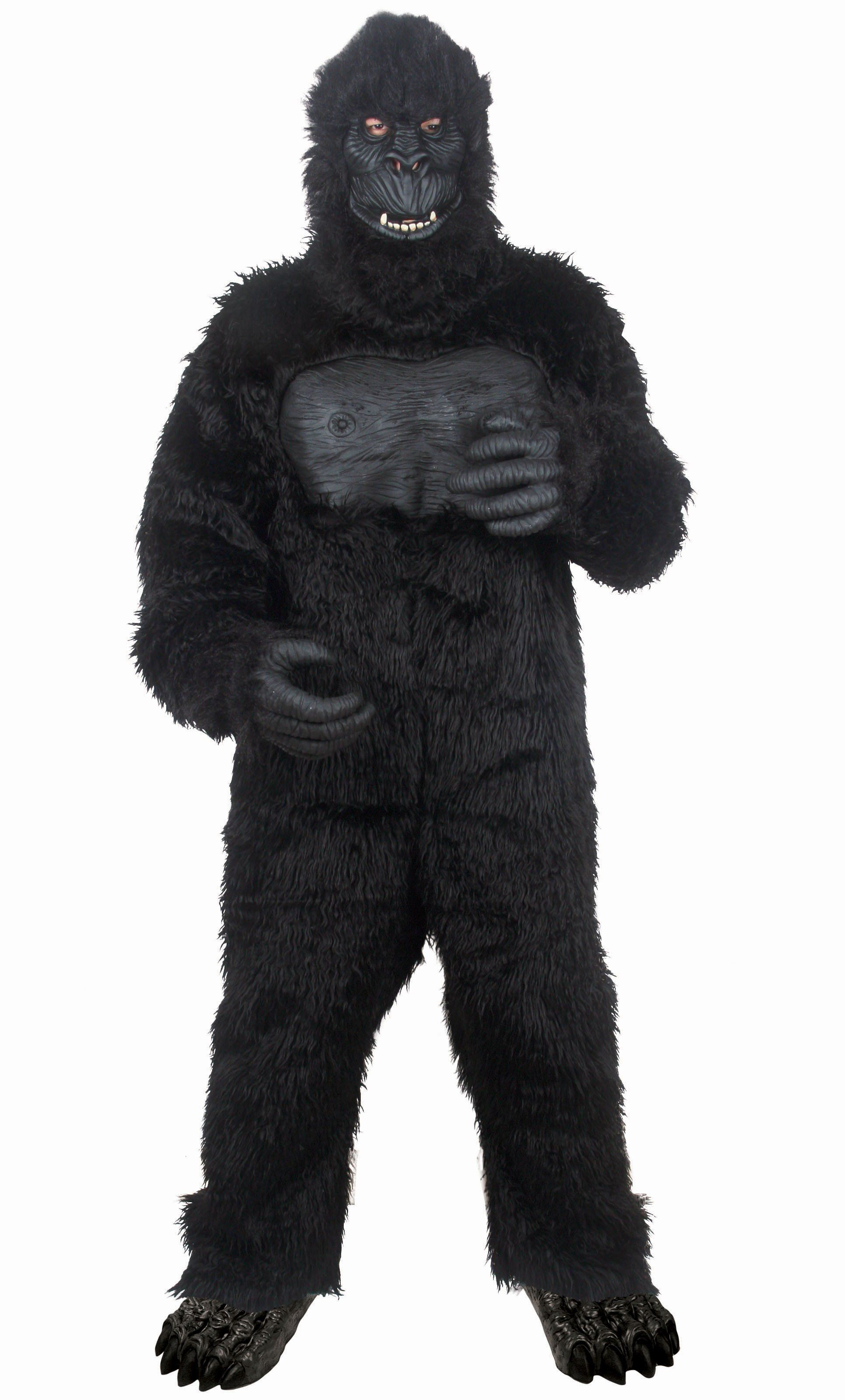 for &70 bucks this is a great adult gorilla costume. Reminds m of ...